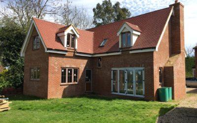 Detached New Build Dwelling in High Halden, Kent