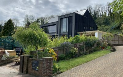 Full refurbishment & Contemporary Extensions to a property in Eastbourne (Currently under Construction)